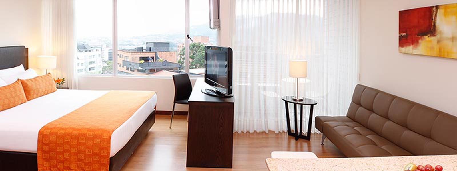 Estelar Medellin Apartments Hotel In Colombia