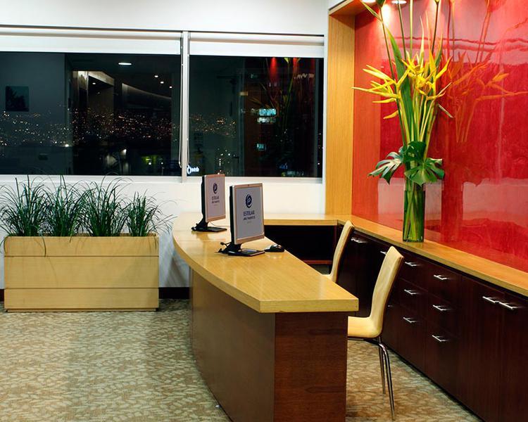 Internet room ESTELAR Medellin Apartments Hotel Medellin