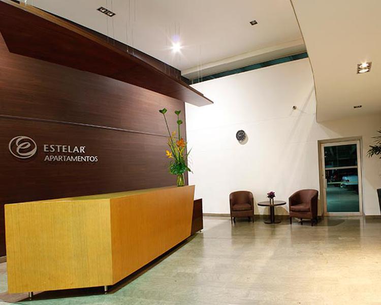 RECEPTION ESTELAR Medellin Apartments Hotel Medellin