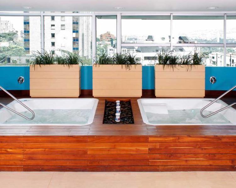JACUZZI ESTELAR Medellin Apartments Hotel Medellin